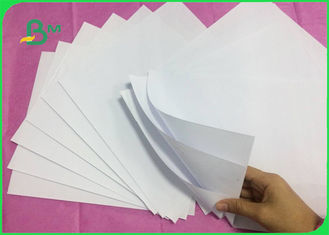 "100% Wood Pulp 70 Gsm & 80gsm Offset Printing Paper Jumbo Roll 31"" * 43"""