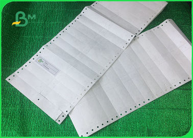 Customized Waterproof and Pinfeed White Tyvek Stick For Adhesive Label