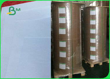 80gsm Smooth Uncoated Woodfree Paper 787mm 864mm For School Book Printing
