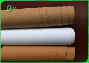 Cellulose Washable Kraft Paper For Bags , 0.6mm 0.8mm Thickness Germany Ecological Paper