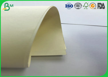 50g 60g 70g 80g Uncoated Cream Woodfree Offset Paper For Textbook