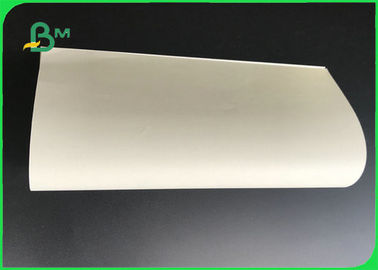 70g - 200g Uncoated Woodfree Paper / Cream Woodfree Offset Printing Paper in Sheets or Rolls
