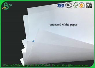 50g 53g 60g 70g 80g 90g Virgin Wood Uncoated Woodfree Paper White For Textbook