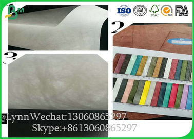 China Fabric Material Of 0.14mm To 0.22mm Tyvek Paper For Making Clothes Label supplier