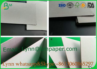 China 1.0mm And 2.5mm Grey Chip Board For Making All Kinds Of Bookcover supplier