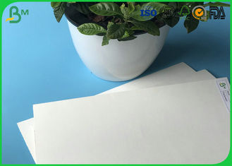 Dounle Sides Uncoated Woodfree Paper / 280g Absorbent Paper Sheets for Coasters in Hotel