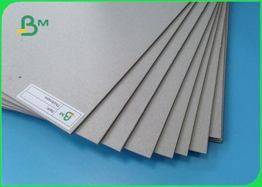 China Recycled Pulp Paper Board FSC Certificate Grey Carton Sheet Making Boxes supplier