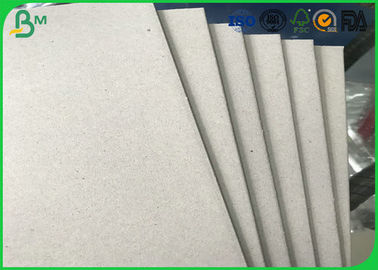 China FSC Certisified Laminated Grey Board 1.0mm 2.0mm 3.0mm 4.0mm Thickness With High Stiffness supplier
