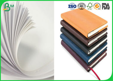 FSC Certificated 50g - 120g Uncoated Woodfree Paper For Making Textbooks