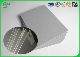 China FSC Certificated 1.0mm Or Other Thickness Grey Chopboard , Grey Carton Boxes supplier