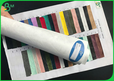 55g Anti - Atatic Waterproof 1057D Tyvek Rolls Color Paper for shopping bag