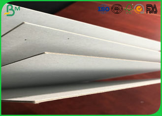 China Manufacturing Strong Stiffness 1.5mm Laminated Grey Board Hard With FSC Certificated For Book Holder supplier