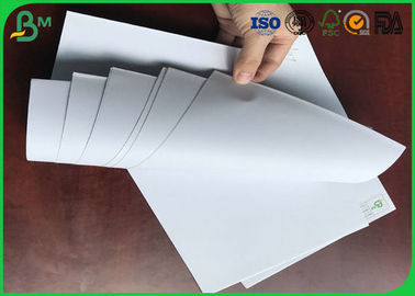 FSC Certificatied 50g 60g 70g 80g Uncoated Woodfree Paper Sheets For Making Book Paper