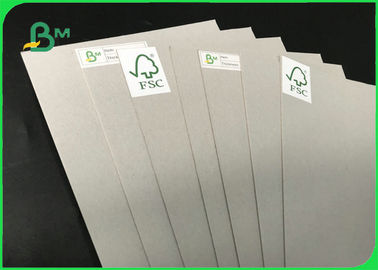 China FSC Certified 2mm High Density Book Binding Board / Carton Board Sheets 700*1000mm supplier