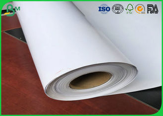 China High Waterproof Function Glossy Cardboard Paper Roll With Great Smoothness For Printing Photos supplier