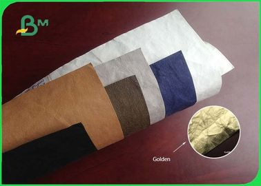 0.3mm 0.55mm Thickness Biodegradable Washable Kraft Paper Produced In Germany