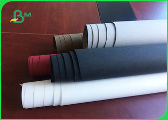 Red Laminatied & Coated Washable Kraft Paper 0.5mm 0.7mm 0.8mm Thickness