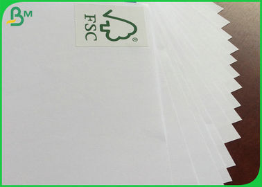 FSC Uncoated And Virgin Pulp Style High Brighteness 70gsm White Bond Paper