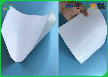 FSC Certificated 100g 105g 115g 128g 157g 180g  Double Sides Coated Art Paper For Printing  Magazine