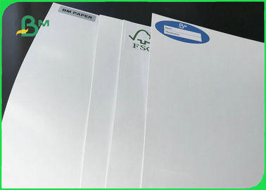 FSC Certified C2S Glossy Art Paper For Brochure Offset Printing Couche Paper In Roll