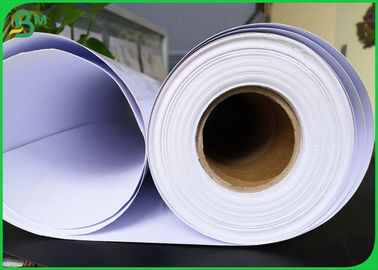 High Glossy Cardboard Paper Roll , 150gsm 190gsm 200gsm Coating Printing Parchment RC Photo Paper