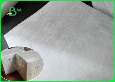 Customized Size Reliable Coated 55g 68g 75g 105g Tyvek Printer Paper For Labels
