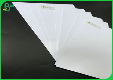 China Brightness White Glossy Art Paper 115gsm 135gsm 160gsm Double Sides Coated / Inkjet Printing Paper supplier