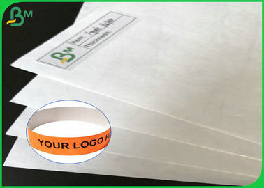 Durable And Lightweight 1025D 1056D 1057D 1070D Tyvek Printer Paper In Sheets For Wristband Sheet