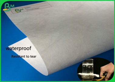 Tear - Resistant And Breathable Tyvek Printer Paper In White