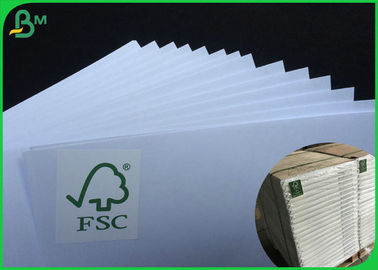 China 70g 75g FSC Certificate Glossy Coated Paper In Making Excercise Book Or Notebook supplier