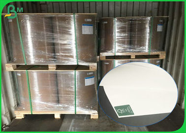 China 400mm 500mm Super Glossy Art Paper For Printing , 115gsm - 250gsm Coated Paper supplier