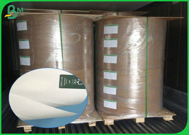 China 115gsm High Glossy Coated Paper,  400mm 500mm Width Art Paper Roll For Printing supplier