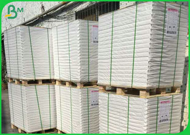 80GSM Premium Quality Couche Paper With 70*100CM Ream Packing
