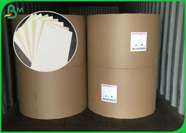 China FSC Certificate Recycled Pulp 230GSM 250GSM Coated Duplex Board Customized Size supplier