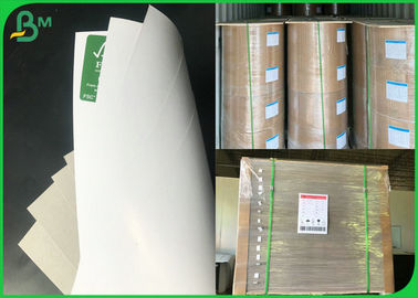 China Moisture Proof White Coated Paper Board FSC Recycled Coated Duplex Board 180G supplier