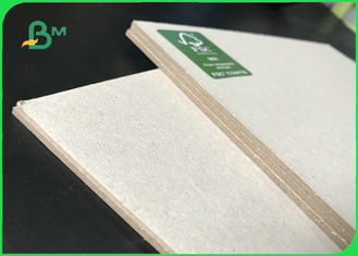 China FSC Certification 1300gsm 1350gsm 70*100cm Grey Cardboard For Packaging Boxes supplier