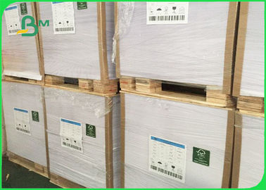 FSC Uncoated Printing Paper for book printing virgin pulp 100gsm 70 * 100 cm