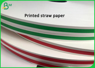 Smooth Surface 60g 80g 120g Food Grade Colored Straw Paper with Custom size
