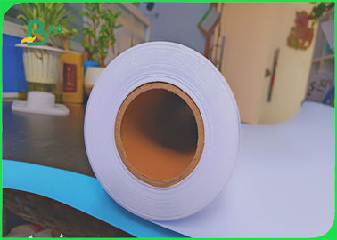 China 24 Inch 36 Inch Plotter Paper Roll For Garment Plotter Machine supplier