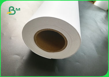 FSC Certified Smooth 60gsm 80gsm Plotter Paper For Garment Factory