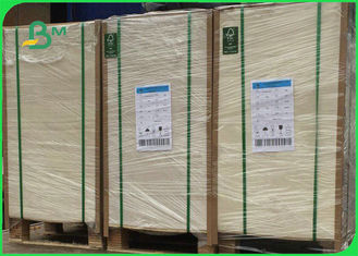 FSC 100% Wood Pulp 250gsm - 400gsm 70*100cm One Side Coated FBB Ivory Paper
