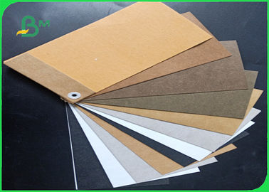 China Width 150cm Good Tear Resistance Washable Kraft Paper For Bag Design supplier