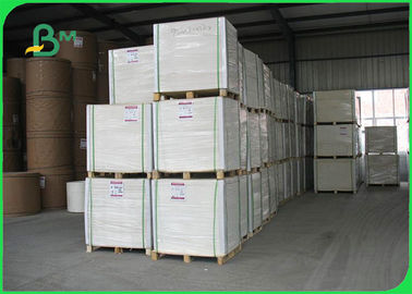 China High Stiffness FSC Approved 230 - 400g Ivory Board Paper For Printing supplier