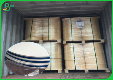 China 60gsm 120gsm White Kraft Paper 13.5mm 14mm 15mm Food Grade Paper For Straws supplier