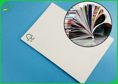 300G Both Side Coated White Glossy Art Paper With Surface Smooth
