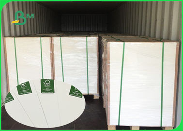 China High Stiffness And Whiteness 180 Gsm - 450 Gsm Ivory Board Paper FSC Certified supplier