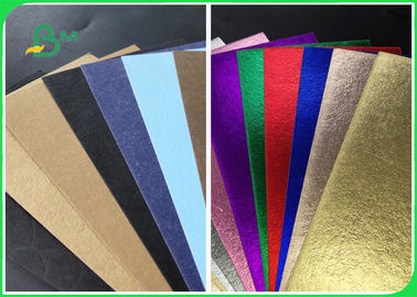 China 0.55mm 0.3mm 0.7mm Washable Kraft Paper Colorful And Smoothness In Rolls supplier