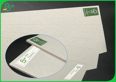 China High Stiffness 70*100cm 1.0mm 2.0mm 2.5mm Duplex Board Grey Back For Packaging supplier