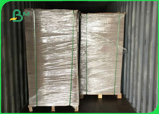 China One Side Laminated Hight Stiffness Grey Chipboard 250g - 2400g For Packing supplier