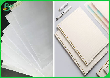 FSC Approved Uncoated 53G 70G 80G 100G White Woodfree Bond Paper In sheet